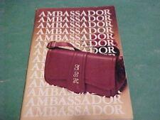 1980 AMBASSADOR GIFT AND FASHION CATALOG [PRE QVC]