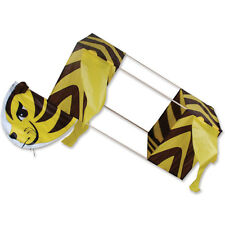 "Kite Tiger Animal Box Kite 20""  x 25' with 300 ft 20 Lb String & Winder PR 11142"