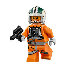 LEGO Star Wars Minifigure - Wedge Antilles - NEW from set 75098