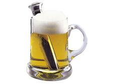 Westmark Bierwärmer 2 tlg. aus Edelstahl NEU OVP mit Ständer
