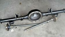"Commodore VN-VP-VR-VS  9""  9 inch diff housing and 28 spline axles tosuit sedan"