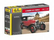HEL80702-Heller 1:24 - Citroen TREFLE