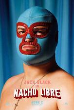 NACHO LIBRE 2006 Classic Movie Poster Art Deco JACK BLACK P4183