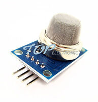 MQ-2 Gas Sensor Module Smoke Butane Methane Detection Arduino
