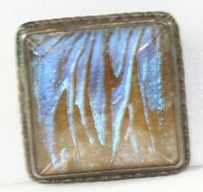 VINTAGE STERLING SILVER BUTTERFLY WING CRISSON BERMUDA PIN