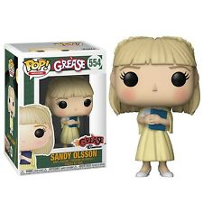 Pop! Funko 554 Grease Vinyl Figure Sandy Sandra Ollson Film Movie