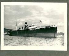 1950ca DANTE original photo marina nave ship boat navy