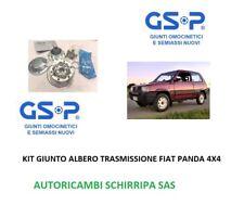 KIT GIUNTO ALBERO TRASMISSIONE FIAT PANDA 4X4 MODELLO 141