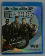 """""""Wild Hogs"""" with Tim Allen & Martin Lawrence (Blu-ray)"""