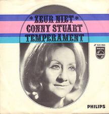 "CONNY STUART – Zeur Niet (A.M.G. SCHMIDT / 1968 VINYL SINGLE 7"")"