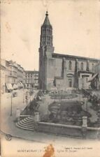 Montauban - Church St Jacques