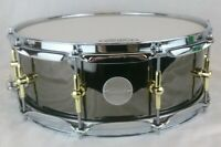 Click Drums 5x14 Brass Snare Drum