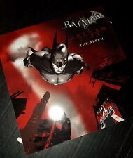 Batman Arkham City The Album DLC! Exclusive Collectors Edition!