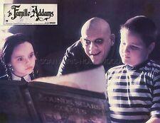 CHRISTINA RICCI CHRISTOPHER LLOYD THE  ADDAMS FAMILY 1991 VINTAGE LOBBY CARD #9