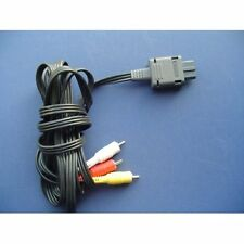 Nintendo OEM Audio Visual A/v Cord Cable TV For Super Nintendo SNES 1Z