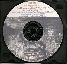 Alabama Coal Mining History