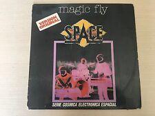 """SPACE - Magic Fly, LP 12"""" COSMIC SPAIN 1977"""