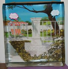 Vintage Barbie Reproduction #979 Friday Night Date Diorama Cardboard Background