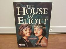 The House Of Eliott - Series Two (DVD, 2006, 4-Disc Set)   Louise Lombard   NEW