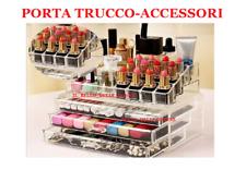 Espositore Trucco cassetto gioielli MAKE UP Cassetti NAIL BOX Trucco Estetica