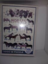 Jigsaw Puzzle Animal Horse Quotes Humorous Sayings 1000 pieces NEW