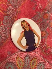 *RARE!*  Spice Girls Asda Christmas Promo (GERI HALLIWELL) 55mm PIN BADGE 1997