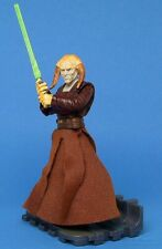STAR WARS ULTRA RARE ROTS LOOSE SAESEE TIIN JEDI MASTER IN MINT CONDITION. C-10+
