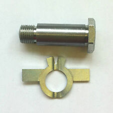F3097 & F3096 TRIUMPH TIGER CUB côté stand bolt & Tab laveuse, uk made
