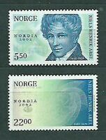 Norway - Mail 2002 Yvert 1391/2 MNH Character
