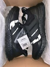 Undefeated adidas Ultra Boost Triple Black Blackout EF1966