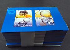 """Slowenien 2005, Blockausgabe """"Briefmarkenzubehör"""" per 500, (ME 1500,-)"""