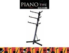BRAND NEW CPK Deluxe 3 Tier Keyboard Stand - Holds 3 Keyboards! - KS144