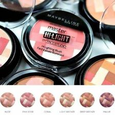 MAYBELLINE Master Hi-Light By FACESTUDIO Blush OR Bronzer  BUY 1 GET 1 50% OFF