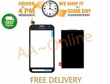NUOVO Ricambio Samsung Galaxy Xcover 3 G388F Touch Screen Digitizer + LCD nero