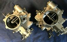 Pair of Ethanol-Proof Wolf Re-Built 1962 Corvair Carburetors $100 off for Cores!
