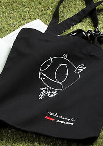 Edgar Plans Limited Edition Tote Bag