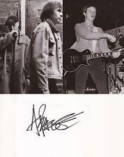 Autogramme & -graphen von Musikern