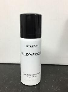 Byredo bal d'afrique Hair Perfume Spray 75ml / 2.5 fl oz New Without Box