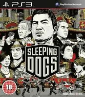 PS3 - Sleeping Dogs **New & Sealed** Official UK Stock