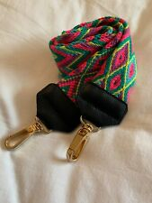 Handmade Handbag Bag Purse Camera Strap NWT ~WAYUU ~ Handwoven