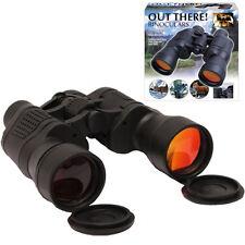 10 X 50 LARGE BINOCULARS TRAVEL OUTDOOR BIRD WATCHING CAMPING NATURE WIDE FEILD