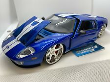 JADA Fast And Furious 2005 Ford GT 1:24 Diecast Car