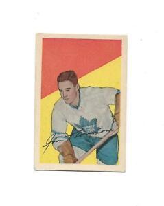 1952-53 Parkhurst:#43 Jim Thomson,Maple Leafs