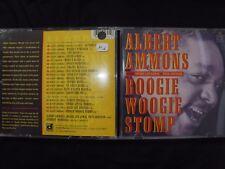 CD ALBERT AMMONS / BOOGIE WOOGIE STOMP /