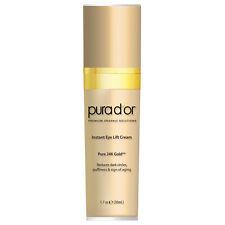 Pura D'or Instant Eye Lift Cream Pure 24K Gold 1.7 Oz - BNIB