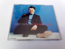 "GARY BARLOW ""LOVE WON'T WAIT"" CD SINGLE 4 TRACKS"