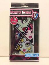 CUTE Monster High iPhone 5 Snap Shell Case - BRAND NEW IN BOX!! Great Deal!