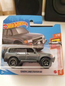 Hot Wheels 2021 Toyota Land Cruiser 80 *226/250 HW Hot Trucks *7/10 GRX22