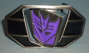 Transformers More Than Meets The Eye! Belt Buckle (Metal, Reversible)