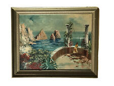 Capri Ölbild